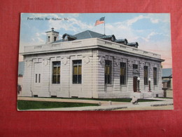 Post Office  Bar Harbor     Maine >  Ref 2971 - Stati Uniti