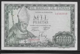 Espagne - 1000 Pesetas - Pick N°151 - TB - [ 4] 1975-… : Juan Carlos I