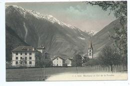 Martigny Et Col De La Forclaz - VS Valais
