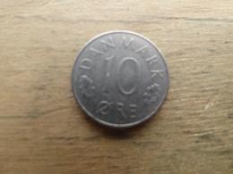 Danemark  10  Ore  1973 Km 860 - Denmark
