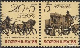 DDR F18 Usato 1985 Sozphilex 1985 - Used Stamps