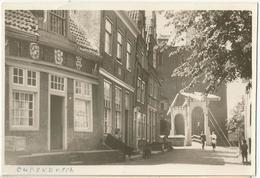 8Eb-762: OUDENBOSCH Fotokaart  1948 ...albumresten Op De Adreskant - Pays-Bas