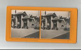 PARIS (75) EXPO 1900 PHOTO STEREOSCOPIQUE 60 SECTION CHINOISE COLLECTION FELIX POTIN - Stereoscopic