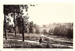 Orsay.La Pacaterie Et Le Viaduc Du Chemin De Fer. - Orsay