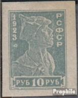 Russland 218B Avec Charnière 1923 Forces Le Revolution - 1917-1923 Republic & Soviet Republic