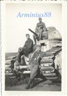 France, 1940 - CHARS B1 Et B1bis - TYPHON N° 270, 8e BCC 2e Compagnie - À Longchamp, 6 Km Ouest De Guise - War, Military