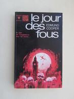 SF001 : LIVRE FORMAT POCHE MARABOUT S-F: N°391 LE JOUR DES FOUS Par EDMOND COOPER - Marabout SF