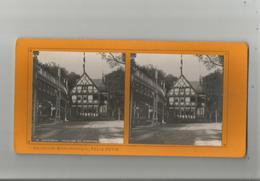 PARIS (75) 21 EXPO 1900 PHOTO STEREOSCOPIQUE PAVILLON DU DANEMARK COLLECTION FELIX POTIN - Stereoscopic