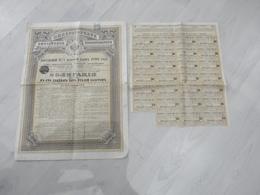 Gouvernement Impérial De Russie 1894 - Actions & Titres