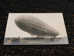 """Zeppelin-Luftschiff  """" Hansa """" (M5) - Airships"""