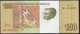 ANGOLA : 100  Kwanzas - 2012 - UNC - Angola