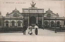 Bruxelles La Gare Du Midi - Stazioni Senza Treni