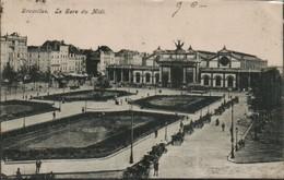 Bruxelles  La Gare Du Midi - Stations Without Trains