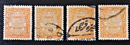 SERVICES 1936 - OBLITERES - YT 35 - Service