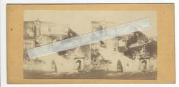 ESPAGNE SPAIN ESPANA TOLEDE TOLEDO LE PONT Circa 1855 1860 PHOTO STEREO /FREE SHIPPING REGISTERED - Stereoscopic
