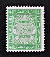 SERVICES 1936 - NEUF * - YT 38 - Service