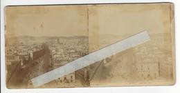 ESPAGNE SPAIN ESPANA BARCELONE BARCELONA Circa 1880 PHOTO STEREO /FREE SHIPPING REGISTERED - Photos Stéréoscopiques