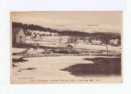 Le Haut Jura. La Cure. Les Deux Dôles. (2911) - VD Vaud