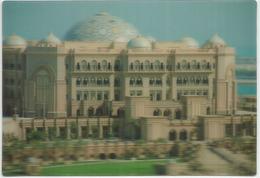 Dubai:  Palais Du Gouvernement. Une Belle Carte Postale 3-D - Emirats Arabes Unis