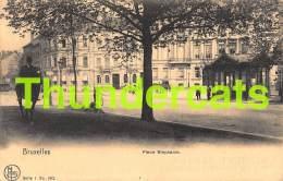 CPA  BRUXELLES  PLACE STEPHANIE NELS SERIE 1 NO 362 - Avenues, Boulevards