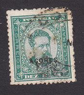 Azores, Scott #46, Used, King Luiz Overprinted, Issued 1882 - Azoren