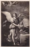 FANO CHIESA DI S. AGOSTINOL' ANGELO CUSTODE (GUERCINO) NON VIAGGIATA - Fano