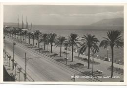 X2543 Messina - Passeggiata Al Viale Principe Amedeo - Panorama / Non Viaggiata - Messina