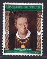 SENEGAL AERIENS N°  118 ** MNH Neuf Sans Charnière, TB (D7366) Journée Internationale Du Théatre - Sénégal (1960-...)