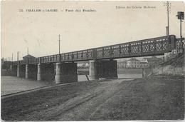 71 CHALON SUR SAONE Pont Des Dombes - Chalon Sur Saone