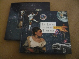 LE LIVRE DES TIMBRES FRANCE 1998 SANS TIMBRES - Stamps