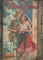 """NOUS DEUX  N° 171  """" LA CHASSE EST OUVERTE... """" -  8 - 1950 ( CHASSEUR ) - Livres, BD, Revues"""