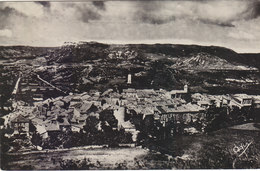 ASPRES SUR BUECH: CPA.DE 1946.LE VILLAGE.B.ETAT.PETIT PRIX COMPAREZ!!! - Autres Communes