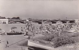 83 / SAINT AYGULF / LA PLAGE / CIRC 1956 - Saint-Aygulf