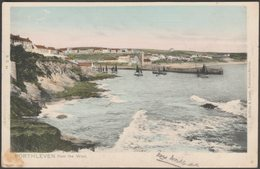 Porthleven From The West, Cornwall, C.1905 - Griffiths & Leaver Postcard - Other