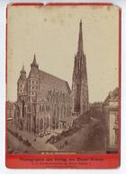 Autriche Photographie Animée Ancienne Wien Vienne Stephenkirche Oscar Kramer - Stephansplatz