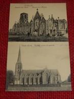 SCHILDE  -  Puinen Der Kerk  - Oude Kerk  - - Schilde