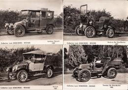 LOT De 21 CPSM AUTOMOBILES - Collection LOUIS DESBORDES Rennes - Cartes Photos - Passenger Cars