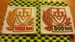 Medaille / Medal - Medaille  Nederland  -  Emblemen Road Trip 500 Km + 1000 Km - Car Racing - F1