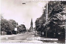 Merton Road & Christ Church , Bootle V. 1969 - Inghilterra