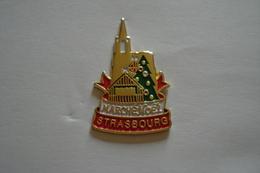 20180531-1758 ALSACE STRASBOURG MARCHE DE NOEL CATHEDRALE - Villes
