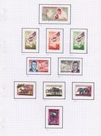 COLLECTION  DE 25 TIMBRES -  ROYAUME DU BURUNDI 1962 1965 - Burundi