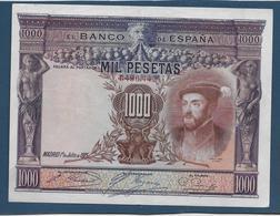 Espagne - 1000 Pesetas - 1925 - Pick N°70 - SUP - [ 2] 1931-1936 : République