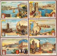 Figurine Liebig - Italia - Sang. 899 - Malta - 1907 - Liebig