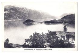 Promontorio Di Bellagio - Lago Di Como - 1928. - Como