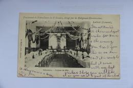 38293 -   Lubbeek Pensionnat De Notre Dame Du St  Rosaire - Réfectoire  Un Jour De Fête - Lubbeek
