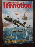 """Revue - Le Fana De L'aviation N 263 - Le Waco UPF-7  - Mitsubishi G3M """"nell"""" - Avion"""