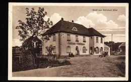 A5473) Ansichtskarte Berndorf / Eifel Gasthaus H. Hoffmann 1933 ? - Sonstige