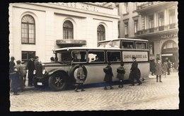 A5475) Ansichtskarte Bus Daimler-Benz Um 1925 Ungebraucht - Busse & Reisebusse