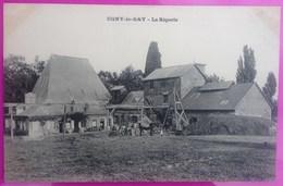 Cpa Ugny Le Gay La Raperie Carte Postale 02 Aisne Rare Proche Villequier Aumont Tergnier Caumont - France