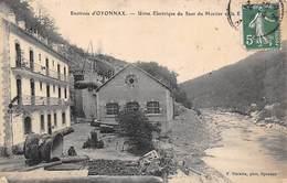 Oyonnax     01      Usine Electrique Du Saut Du Mortier           (voir Scan) - Oyonnax